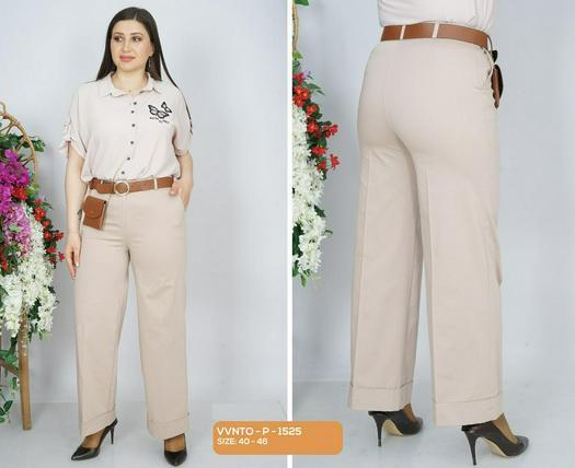 Большие размеры брюки 978059