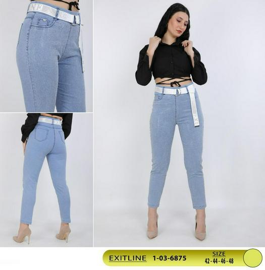 Большие размеры джинсы 978032