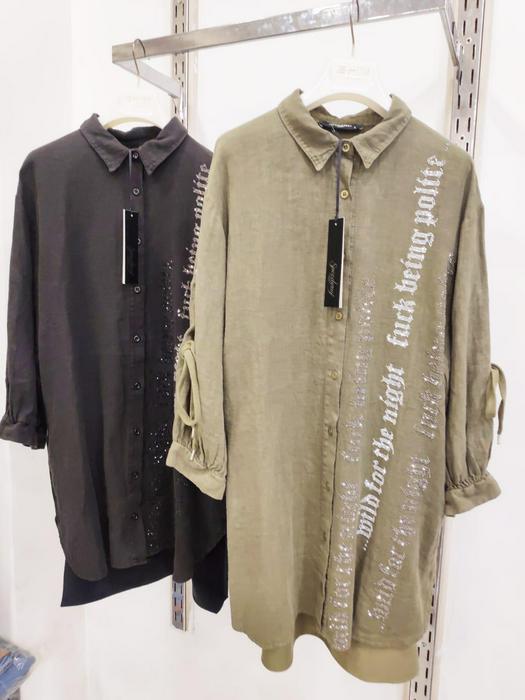 Женские рубашки 814844