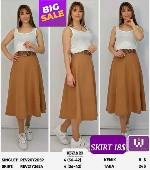Skirts 990813