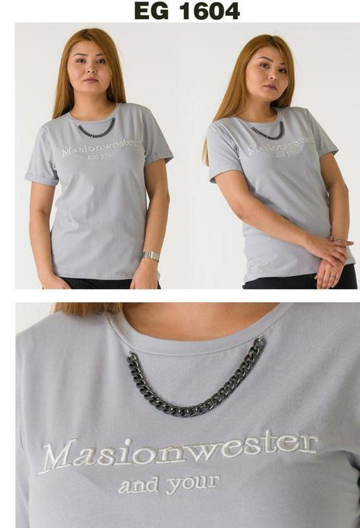 Plus Size T-shirts 930497