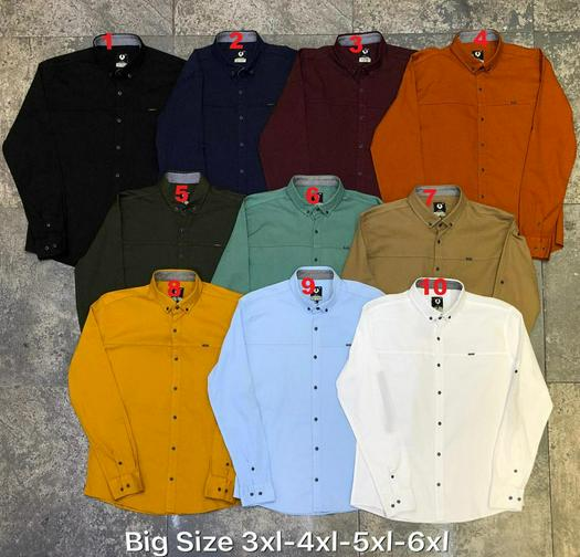 Рубашки мужские 930403