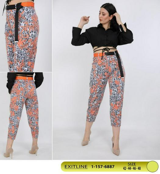 Большие размеры брюки 978039