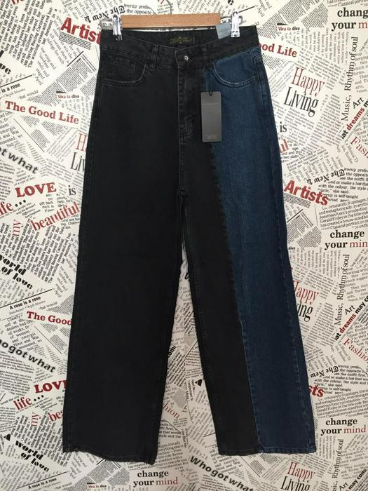 Разбитые серии джинсы брюки 1046450