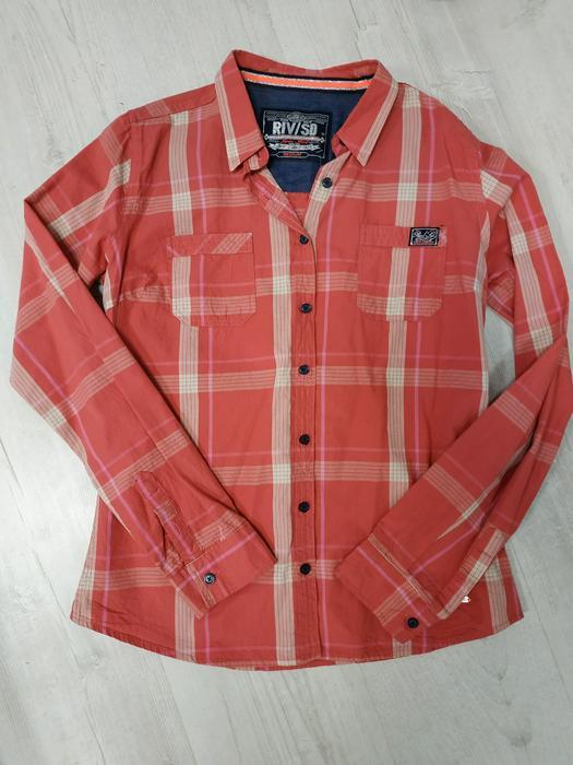 Разбитые серии рубашки блузки 602768