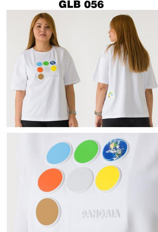 Plus Size T-shirts 930490