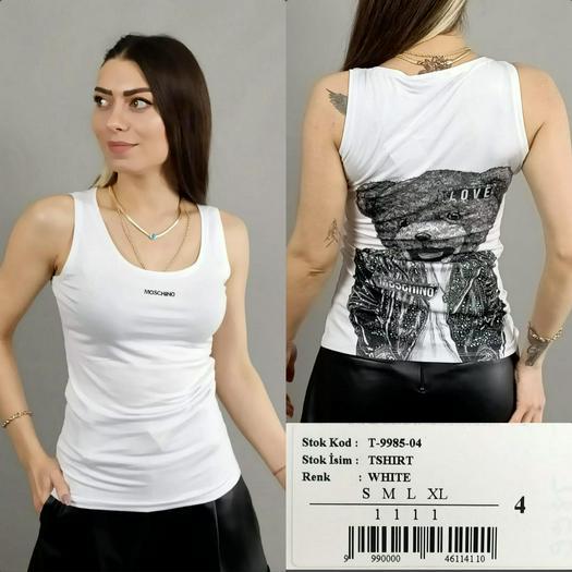 Sleeveless T-shirts 960493
