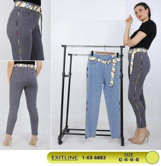 Большие размеры джинсы 978038