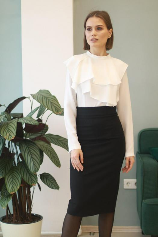 Разбитые серии рубашки блузки 976416