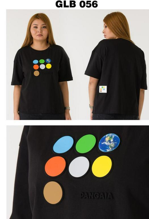 Plus Size T-shirts 930493
