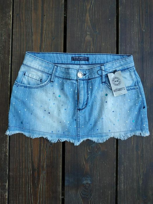 Разбитые серии юбки шорты 816080