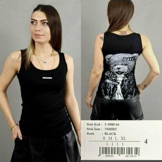 Sleeveless T-shirts 960491