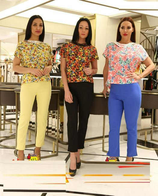 Распродажа блузки рубашки 815019