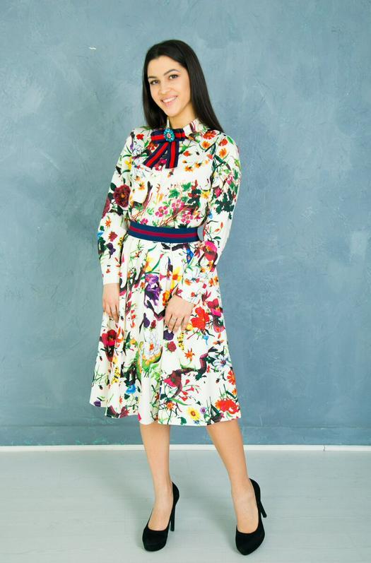 Разбитые серии платья 457217