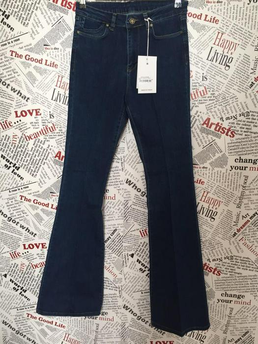 Разбитые серии джинсы брюки 1046451